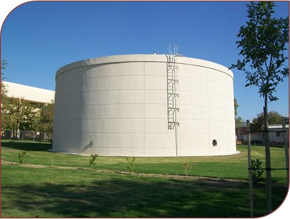 6ML Reservoir & Distribution
