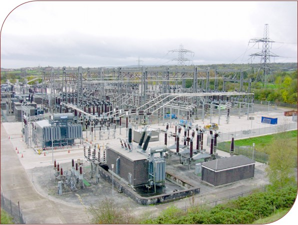Sebenza Substation